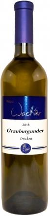 2018 Grauburgunder trocken