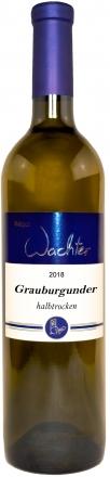 2018 Grauburgunder halbtrocken