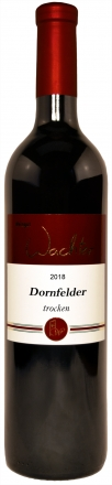 2018 Dornfelder trocken